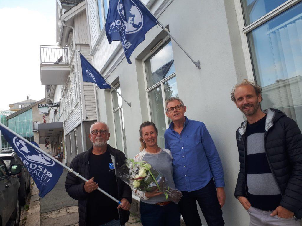 Nordsjøfestivalen har fått Farsund kommunes kulturpris
