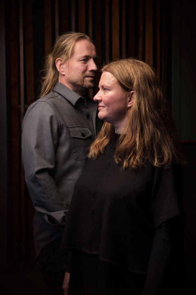 Gro og Øystein duo. Foto: Marius Beck Dahle